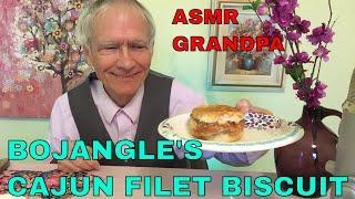 Bojangle's Cajun Filet Biscuit - Top 10 Fast Food Breakfast!