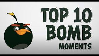Angry Birds | Top 10 BOMBastic Moments