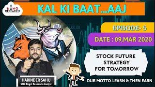 Kingresearch Eagle eye | Best stocks to Trade for Tomorrow | 9th March | Episode 5