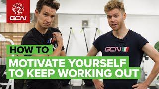 How To Stay Motivated To Workout & Exercise