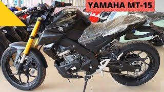 Yamaha MT-15 2020 Full Review | Mileage | Top Speed | Price
