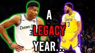 6 NBA Stars Whose Legacies Are On The Line This Season