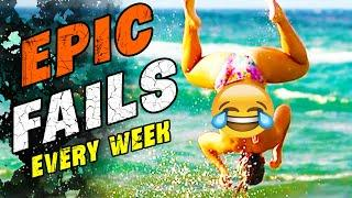 EPIC FAILS EVERY WEEK - Best Funny Videos Compilation
