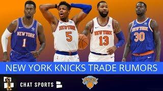 Knicks Trade Rumors: 4 Players The Knicks Could Trade Before NBA Trade Deadline Feat. Marcus Morris