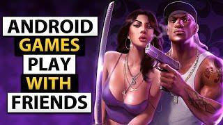 MULTIPLAYER GAMES FOR ANDROID PLAY WITH FRIENDS | TOP 6 MULTIPLAYER GAMES ANDROID 2020