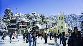 Shimla - The Queen Of Hill | Shimla Top 10 Tourists place in hindi | Shimla Tourism