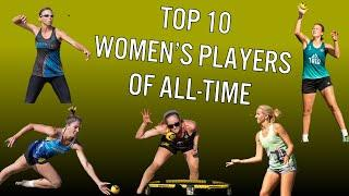 Ranking the Top 10 Women's Roundnet Players of All-Time