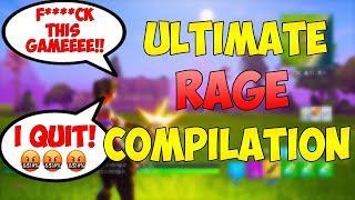 Ultimate Fortnite Streamers Rage Compilation 2019 |Fortnite|