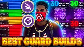 THESE BUILDS ARE DOMINATING NBA 2K21 NEXT GEN - BEST GUARD BUILDS & BADGES FOR ALL ARCHETYPES!