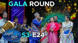 COCA-COLA NEPAL PRESENTS NEPAL IDOL SEASON 3 | PERFORMANCE DAY | EPISODE 24 | AP1HD