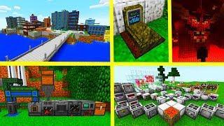 Top 10 Best Minecraft Mods (1.15.2) - 2020