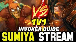SUMIYA shows his fans How to Deal with Batrider | Sumiya Invoker Stream Moment #1206
