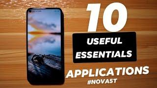 Top 10 Apps you need for Android | Nova 5T