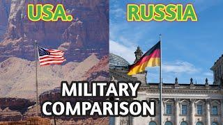 USA VS RUSSIA MILITARY POWER COMPARISON 2020. संयुक्त राष्ट्र अमेरिका और रूस military comparison