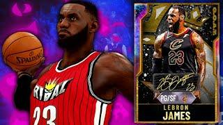 *POINT GUARD* GOAT OPAL GALAXY LEBRON JAMES! BEST POINT GUARD IN NBA 2K20 MyTEAM