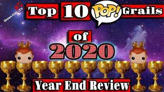 2020 Year End Review! Top ten Funko Pop Grails from all our Mystery Boxes!!