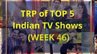 TRP Report: Look at the list of Top 5 Shows of this week