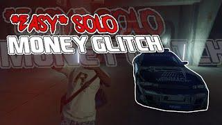 *EASY* SOLO MONEY GLITCH *No Friend* - DUPLICATION GLITCH - GTA 5 ONLINE MONEY GLITCH - 1.50