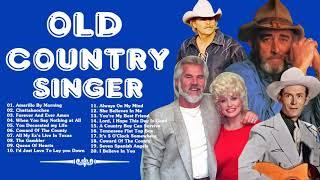 Top Hits Best Old Country Songs Of All Time - Best Classic Country Love Songs 60s 70s 80s