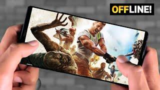 TOP 10 OFFLINE GAMES FOR ANDROID | HIGH GRAPHICS 2020