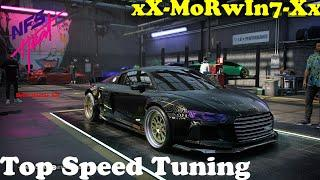 Audi R8 V10 need for speed heat xX-MoRwIn7-Xx banda Top Speed Tuning Drift Máster