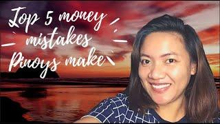 Top 10 money mistakes people make