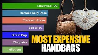 Most Expensive Handbags in The Word (Top 10) - 2020