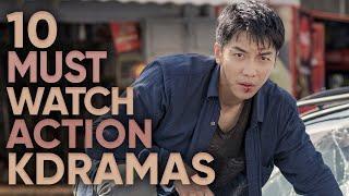 Top 10 Best Action Korean Dramas to Binge Watch [Ft. HappySqueak]