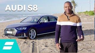 Audi S8 2020 review: Is this the BEST car in the WORLD?
