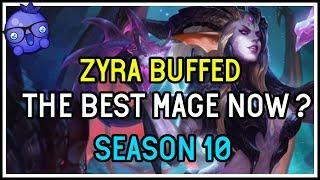 Zyra Support - Still a viable Mage to climb in SoloQ? - League of Legends
