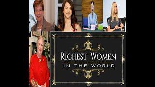 richest women in the world-worlds riches woman-richest woman-top 10 richest women in the world