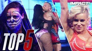 Top 5 Must-See Moments from the Final IMPACT Before Hard To Kill! | IMPACT! Highlights Jan 7, 2020