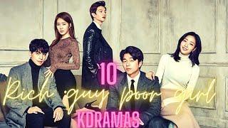 Top 10 'Rich Guy, Poor Girl' Korean Dramas For Beginners