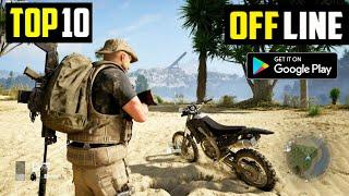 Top 10 Best OFFLINE Games for Android in 2020   High Graphics Offline Games for Android