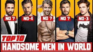 Top 10 Most Handsome Men in the World 2021 #latest  #2021