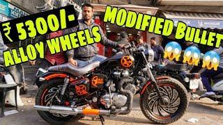 Cheapest Full Bullet Modification in ₹ 40,000/- | Karol Bagh | Delhi