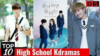 Top 10 High School Korean Dramas