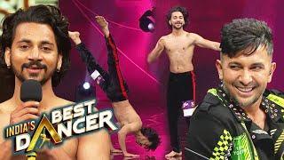 India's Best Dancer | JATIN Stunning Performance SHOCKS The Judges | Terrance Lewis Style | Sony TV