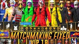 MATCHMAKING PROBLEM FIX❗Free Fire Vip Glitch Pack ❗Data Config❗Dress Glitch Free Fire❗New Vip Glitch