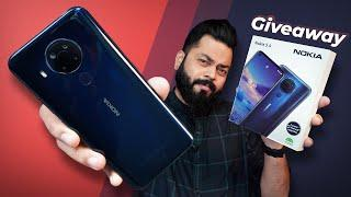 Nokia 5.4 Unboxing And First Impressions | Giveaway ⚡ SD 662, 48MP Camera & More