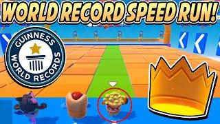 *NEW* WORLD RECORD On The TIP TOE GAME!? - Fall Guys Funny Moments, Fails & Epic Gameplay! #3