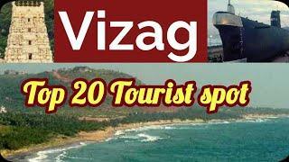 || Top 20 Tourist Places In Vizag (Visakhapatnam) | Andhra Pradesh Tourism | India ||