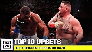 The Top 10 Biggest Upsets On DAZN