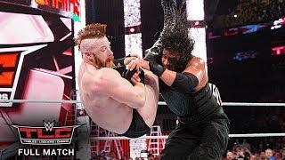 FULL MATCH - Sheamus vs. Roman Reigns – WWE World Heavyweight Title TLC Match: WWE TLC 2015