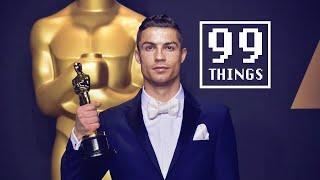 99 things about Cristiano Ronaldo | Oh My Goal