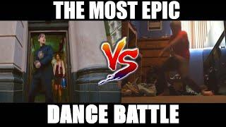 the Most Epic Dance Battle in History!!!