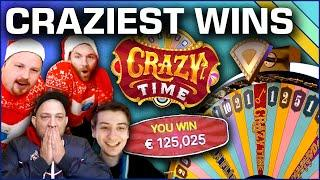 Top 10 Biggest Wins on Crazy Time - Part 2