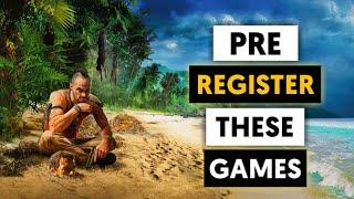 TOP 5 Android games you must pre-register right now | new upcoming games 2020 by LICIT