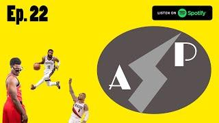 AP Podcast Ep. 22: Top 10 Point Guards in the NBA, with special guests Braden and Patrick