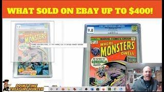 Top 10 Most Expensive Items that Sold on Ebay for up to $400:March 2020!